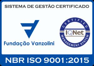 Selo ISO-9001